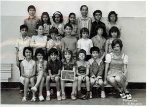 1972 - CM - Ecole michelet
