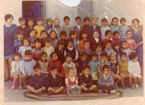 1969 - LES 04 ANS - école jeanne d'arc
