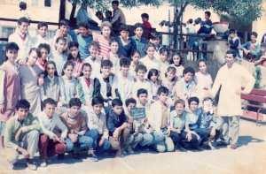 1987 - 8F4 - College des freres amrane
