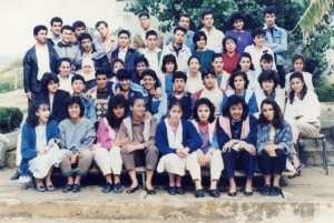 1991 - 2 AS lettre - Sidi hmed
