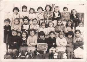 1950 - Photo de classe - Taillard (azzoug)