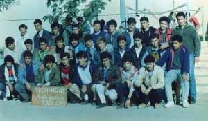 1989 - ELT1 - Technicum bejaia