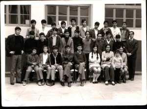 1971 - Commerce comptabilité - Collège mixte de comptabilité