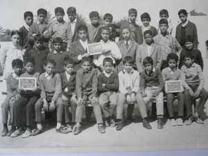 1970 - CM2 A école du centre Béchar - Ecole de garcons avenue revoil