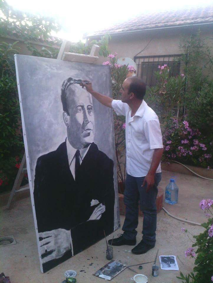 Peintre Artiste CHETTAB Kamel