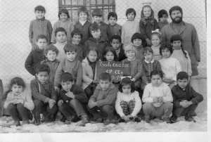 1970 - CP CE1 - Ecole de l'oucfa