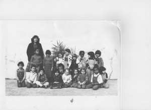 1981 - Maternelle - Ecole de l'oucfa
