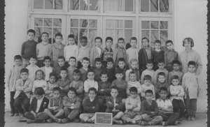 1961 - CP Haut Telemy mars 1961 - Ecole des garcons