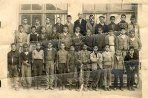 1961 - Cm1 - Ecole primaire de bel air