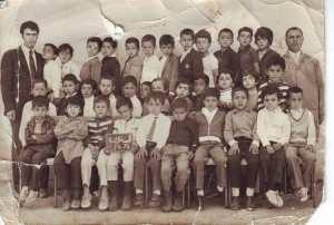 1973 - CP 2ème année - Ecole primaire la pinède