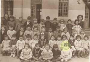 1950 - Maternelle et CP - Ecole felix faure