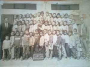 1969 - Premiere annéée primaire - école chahid beleksis