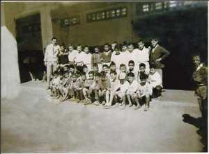 1961 - Cours élémentaire 1ère 1960/1961 - Anatole france (mouloud faraoun)