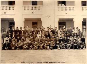 1960 - 2eme,1ere et Terminales - College classique et moderne de garcons