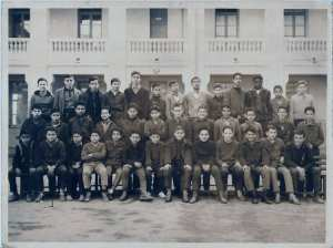 1961 - 5° M1 - College classique et moderne de garcons