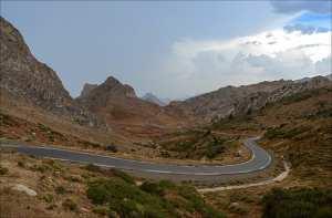 أشهر مناطق الجزائر السياحية في جبال جرجرة بولاية البويرة