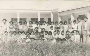 1977 - La première année du primaire - Ecole primaire en-nadjah bougtob