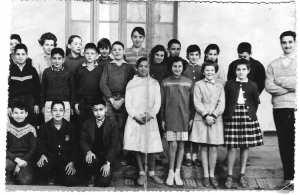 1961 - 6ième cours complémentaire bouira - Smili