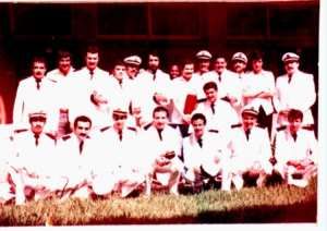 1982 - CLC et OM1 promo 81/82 - Institut superieur maritime
