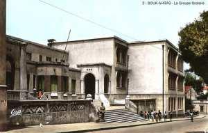 1960 - Le groupe scolaire - Anatol france
