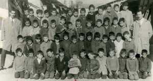 1970 - 1ére Année Primaire. - Ecole benamira