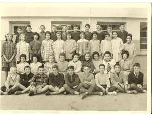 1961 - 6ème classique - College paul langevin