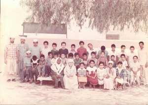1986 - 6eme AF - Ecole ibrahim ibn menad