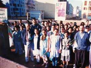 1998 - Groupe d'enseignant - C.e.m ibn zeidoune