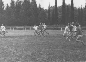 1973 - Rugby 1973-1 - Lycée descartes