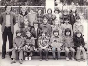 1974 - Bois de boulogne Alger,barbara - Lycée descartes