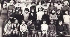 1975 - Bois de boulogne Alger CM1, francois - Lycée descartes