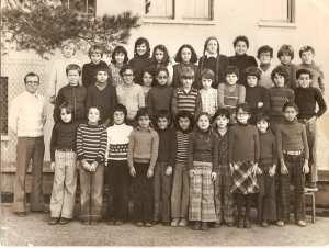 1975 - CM2 LYCEE DESCARTES 1975/1976 - Lycée descartes