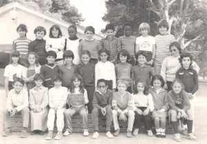 1981 - CM1 descartes 1981 - Lycée descartes