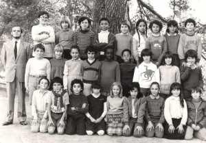 1982 - CM2 Mr Karche descartes - Lycée descartes