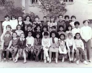 1985 - CM1 - Lycée descartes