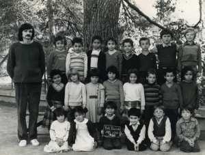 1985 - Cp - Lycée descartes