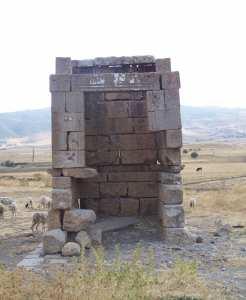 Ruine romaine appelée