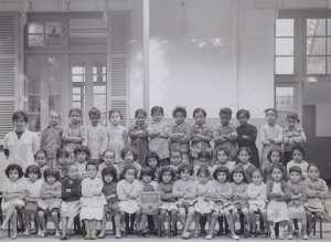 1964 - CI3 - Ecole rue de normandie