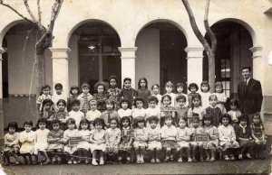 1966 - CP6 - Ecole rue de normandie