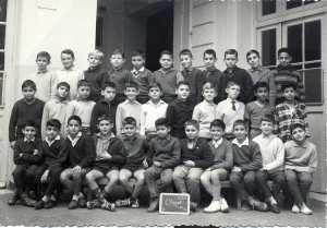 1962 - CEG 6 eme - Ceg clauzel