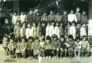 1970 - 1AF 1982-83 - Ecole primaire rostomia 3 (clairval)