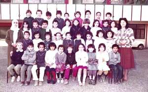 1984 - 3AF 1984-85 - Ecole primaire rostomia 3 (clairval)