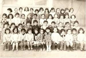1977 - 1 AP - Ecole rostomia 2