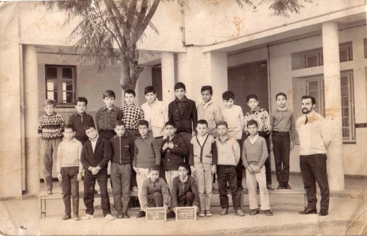 1966 - 6eme a - Boulevard de la victoire