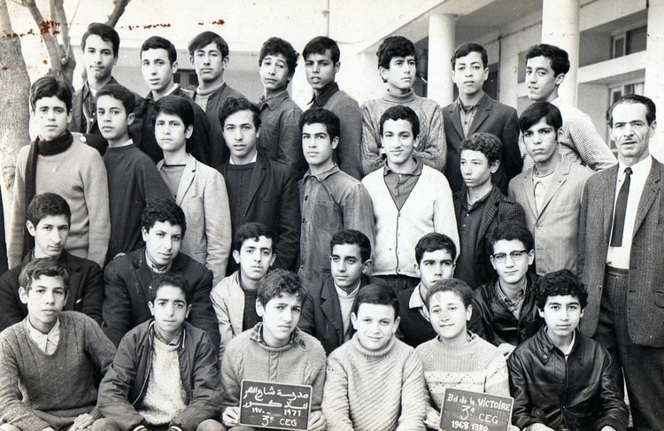 1969 - La 3eme - Boulevard de la victoire