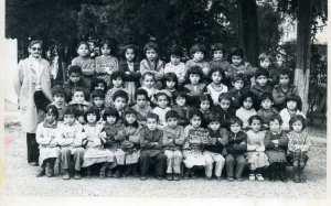 1981 - 2eme année primaire - Lala fatma nssoumer bois des pins