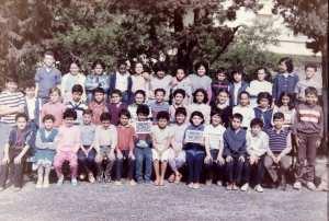 1983 - 6eme - Lala fatma nssoumer bois des pins
