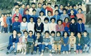 1988 - 3eme année - Lala fatma nssoumer bois des pins