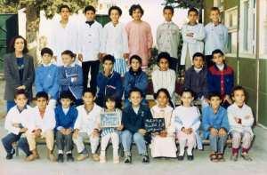 1989 - 4eme - Lala fatma nssoumer bois des pins