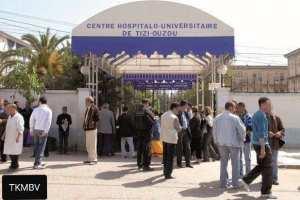 L'histoire de l'hôpital de Tizi Ouzou